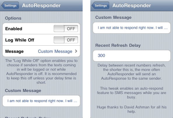 How to Automatically Reply to SMS in iPhone