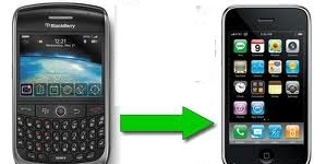 How to Transfer data from Android, Blackberry phones to iPhone
