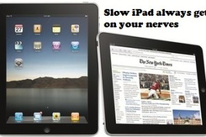 How to Speed up Performance of a Slow iPad