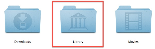 library mac os x lion
