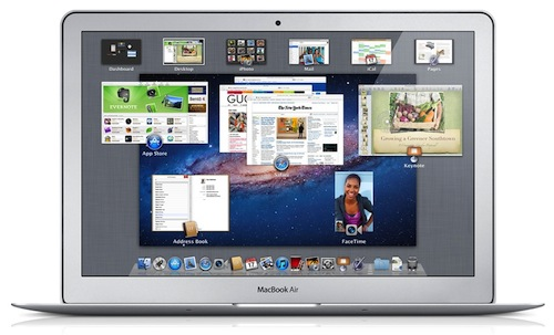 Apple Macbook Air – Mac OS X Lion, Intel Core i5 and i7 Processors, Mac App Store