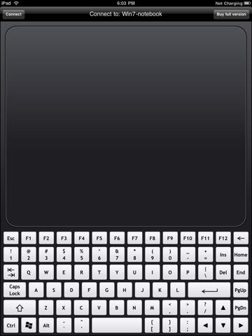 wifi touchpad hd free app ipad