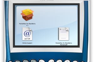 How to Sync your Blackberry with Mac using Pocket Mac