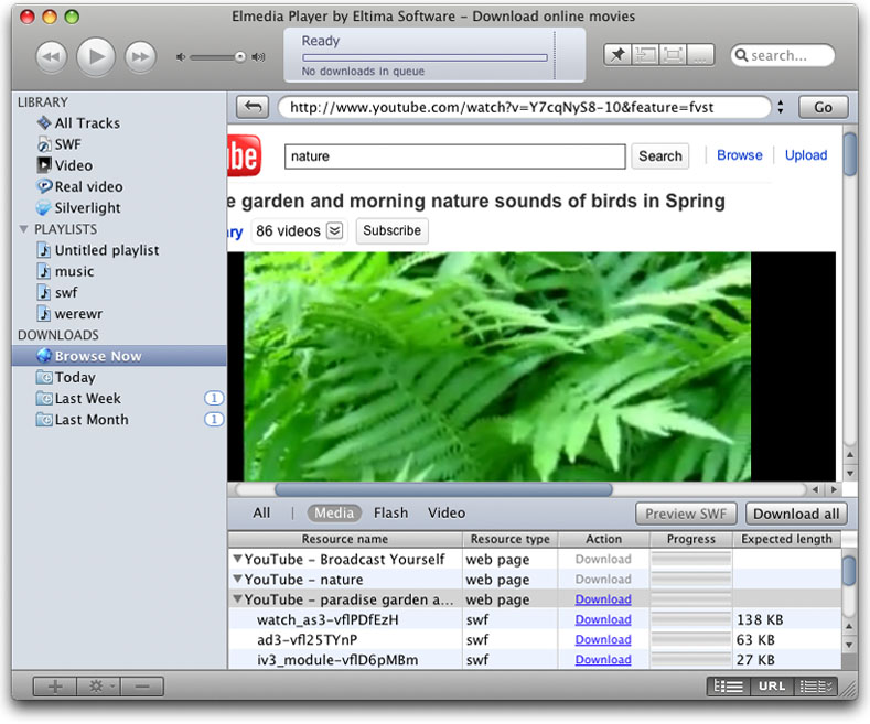elmedia player download videos