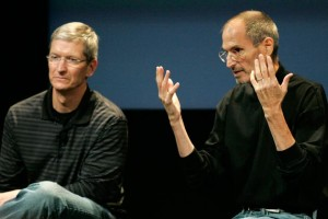 Apple CEO Tim Cook Sends Letter to Staff about Company's Future