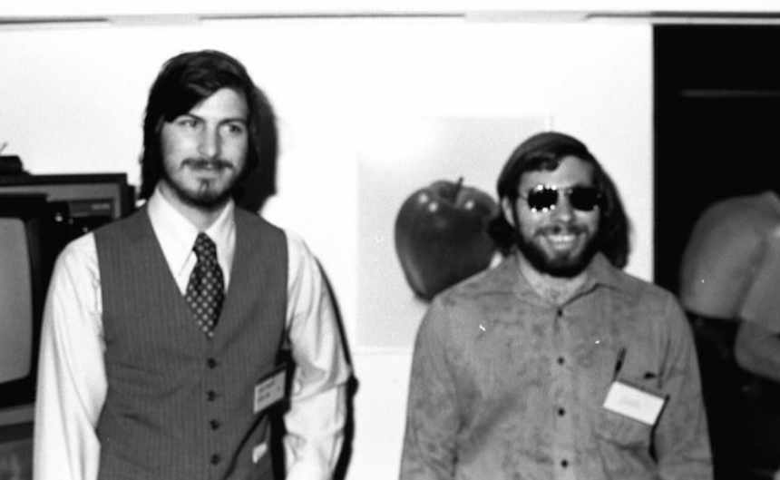 steve jobs woznaik apple