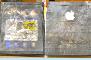 "Fake Apple iPad on Sale – Wooden iPad dubbed ""iPlank"" for $300"