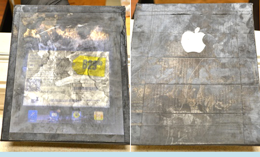 "Fake Apple iPad on Sale – Wooden iPad dubbed ""iPlank"" for $300"