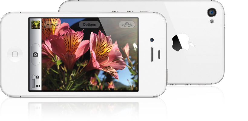 iphone 4s 8 megapixel camera