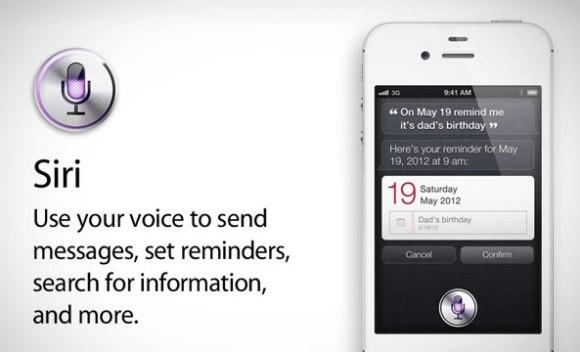 iPhone Siri from iPhone 4S to iPhone 4 – Requires Jailbreak of iPhone 4S iOS 5