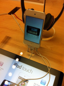 ipod touch 4th gen white