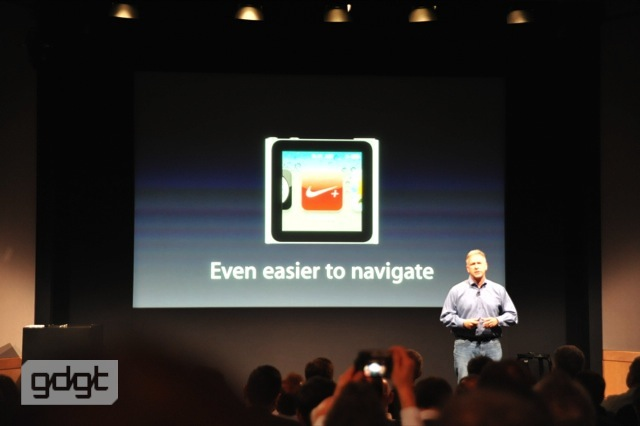Apple Launches New iPod Nano: 8GB for $129, 16GB for $149