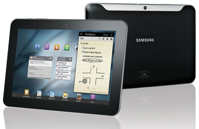 Why Samsung's Galaxy Tab 10.1 is Android's Big Gun in the War against Apple