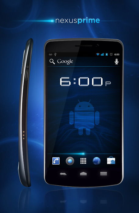 Samsung Nexus Prime Specifications – Android Ice Cream Sandwich OS, 4.65-inch, 8MP Camera