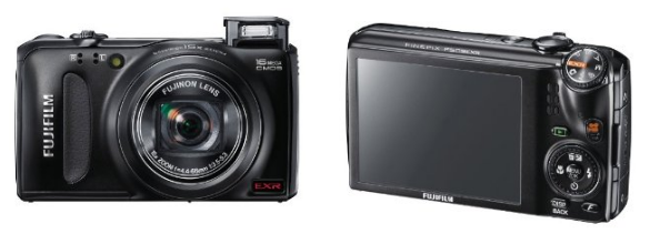 Amazon Black Friday Deal – Fujifilm FinePix F505 16 MP for $199
