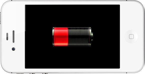 ios 5 update battery