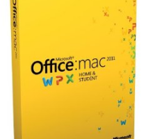 Black Friday Deal: MS Office for Mac Home & Student 2011 for $69.99 on Amazon