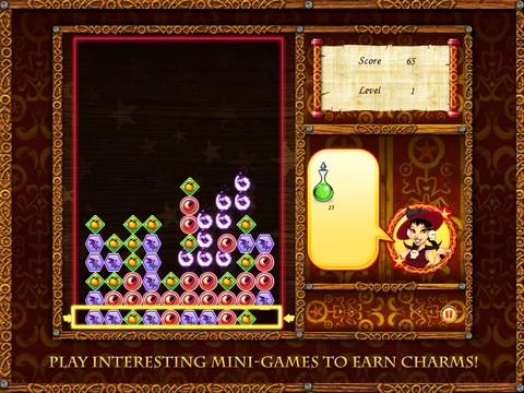 mystic emporium hd game ipad