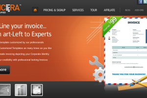Invoicera – Helps you fulfill your Invoicing & time tracking needs efficiently