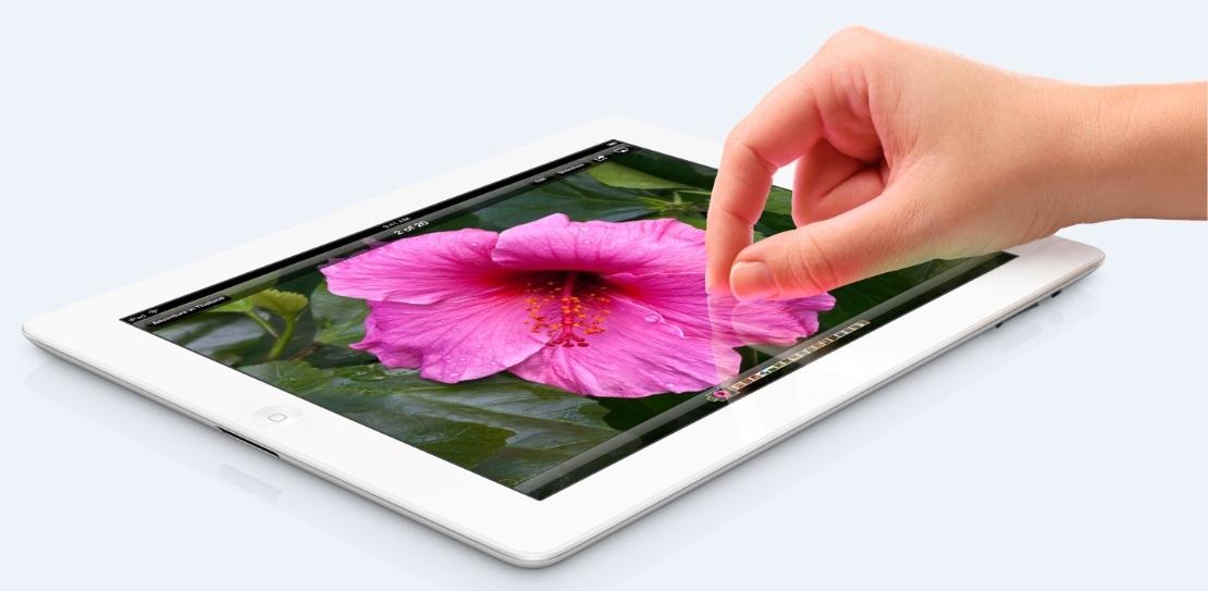 new ipad apple display