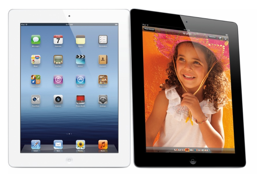 Tour: The new iPad from Apple – LTE, Improved Camera, Display