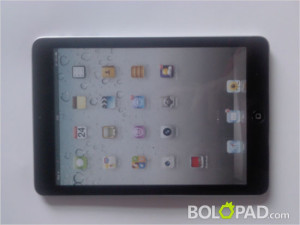 Apple iPad Mini Leaked