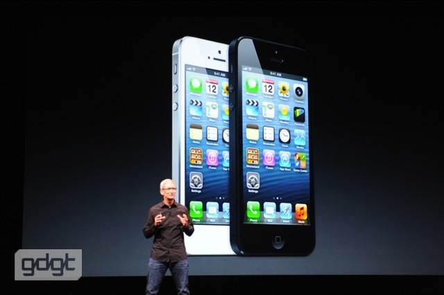 Apple iPhone 5 Launched: Features, Pricing and Availability