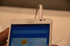 Huawei Ascend Mate Front