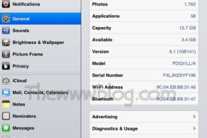 Apple iOS 6.1.2 Update Available for iPhone, iPad, iPad Mini and iPod Touch – Update Guide