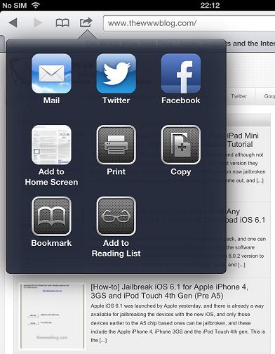 Apple iPad Print