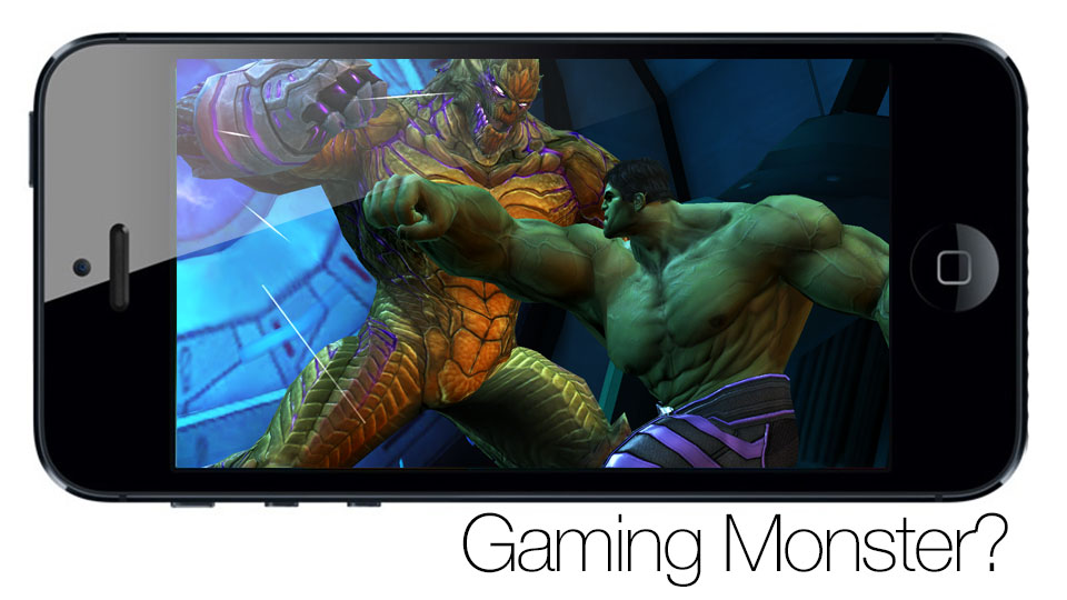 Apple iPhone 5 – The Perfect Gaming Smartphone?