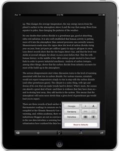 Instapaper iPad App