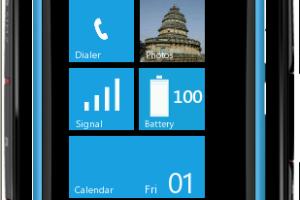 Lumia for Asha – Nokia Lumia Home Screen with Live Tiles for Asha Phones