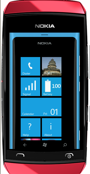 Lumia for Asha – Nokia Lumia Home Screen with Live Tiles for Asha Phones