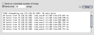Mac Ping Process