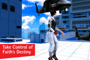 Mirrors Edge iPad Game