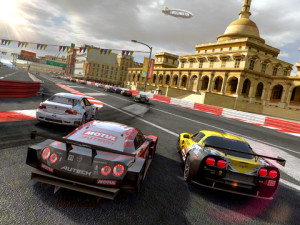 Real Racing 2 HD iPad Game