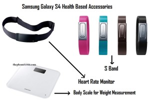Best Health Related Accessories for the Samsung Galaxy S4