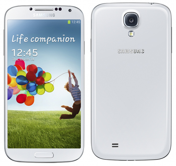 Samsung Galaxy S4 Launched in India – Rs. 41500 – Pre-order Available