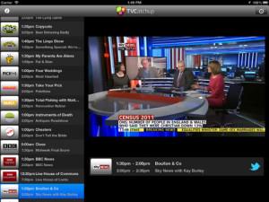 TVCatchup iOS App