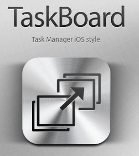 Apple iOS Styled Multitasking and App Killing in Mac OS X – Taskboard