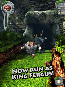 Temple Run Brave Game for iPad