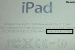 How to Find Serial Number, IMEI, MEID and ICCID Number on iPhone, iPad, iPod Touch