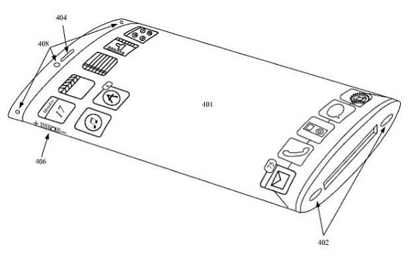 iPhone Patent Apple