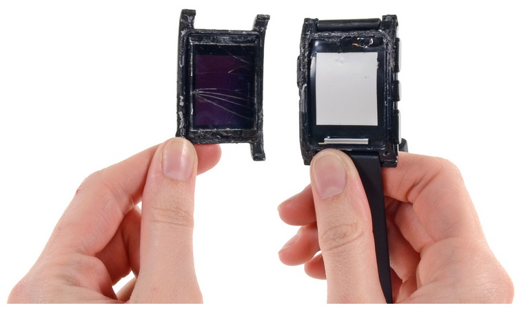 Pebble Smartwatch iFixit