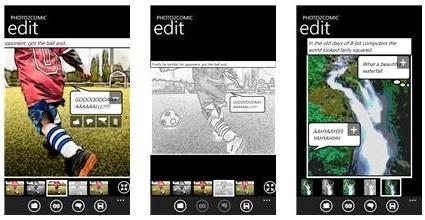 Photo2Comic App