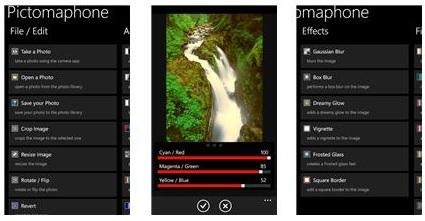 Pictomaphone App