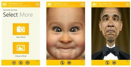 Symmetry You App