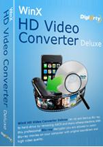 WinX HD Converter Deluxe Logo