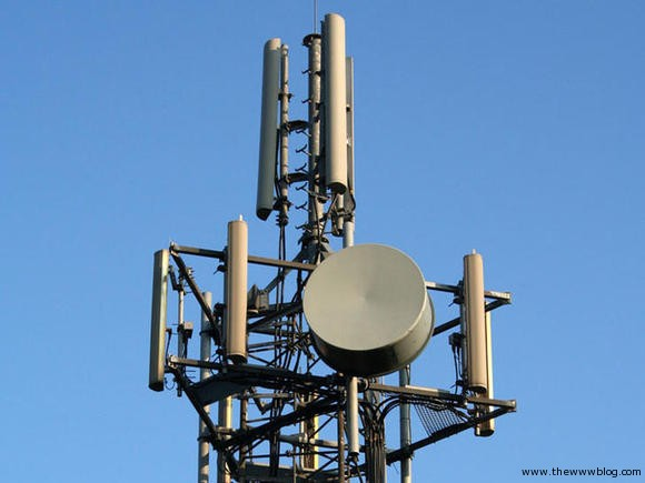 4G Network Tower